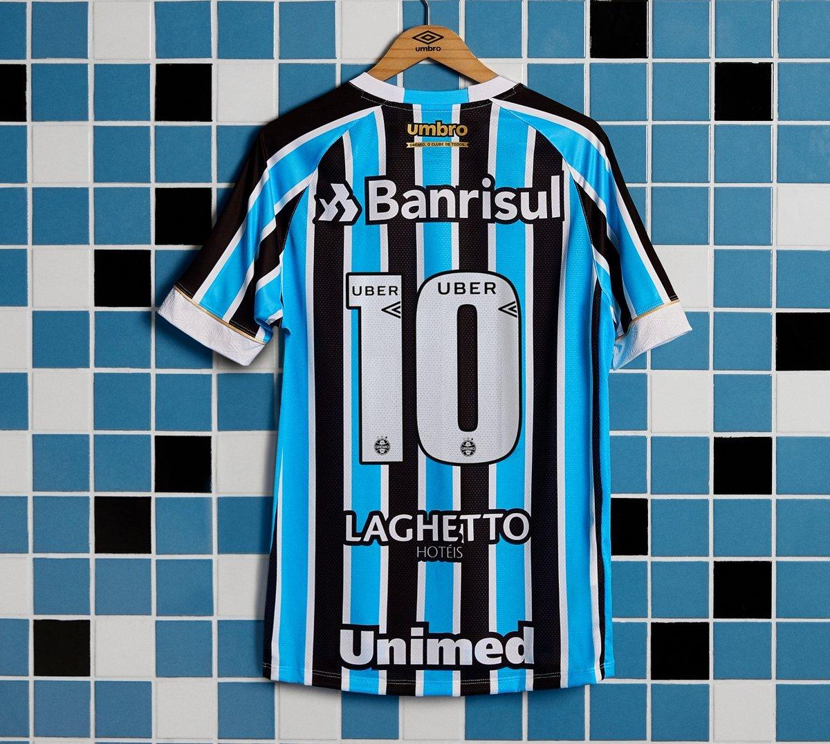 012298d07f Conheça os detalhes da nova camisa do Grêmio - JB Filho Repórter