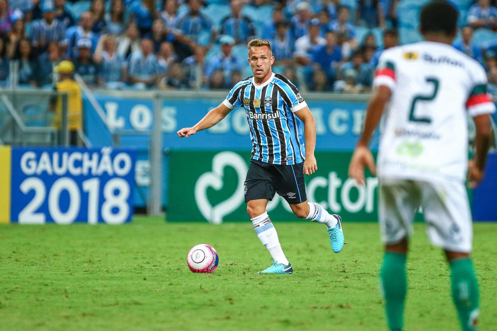 86dab5a1f2 Saiba o que o Grêmio pretende fazer com o dinheiro da venda de ...