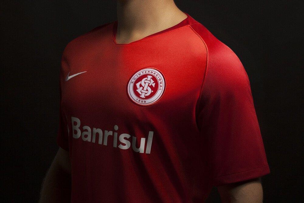 4e377f8a40 Nova camisa do Inter está batendo recorde de vendas - JB Filho Repórter